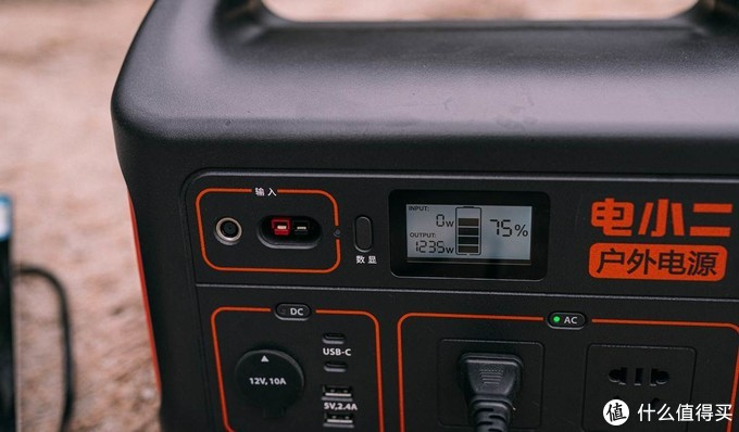 600W的户外电源居然比1000W强?实测EcoFlow正浩和电小二