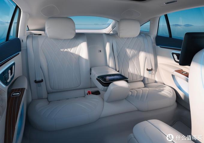 2021上海车展:奔驰新能源旗舰来袭,EQS亮相上海车展