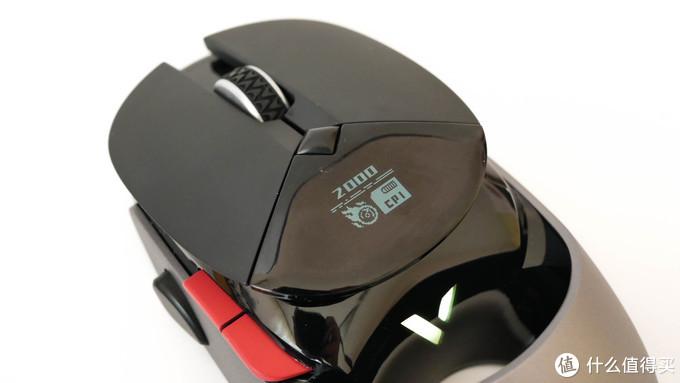 内有锂电,外有灯效,中间有屏幕!?国产旗舰级无线鼠标:雷柏VT960评测