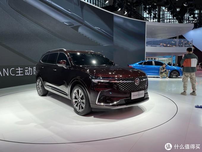 2021上海车展:别克昂科威PLUS正式发布