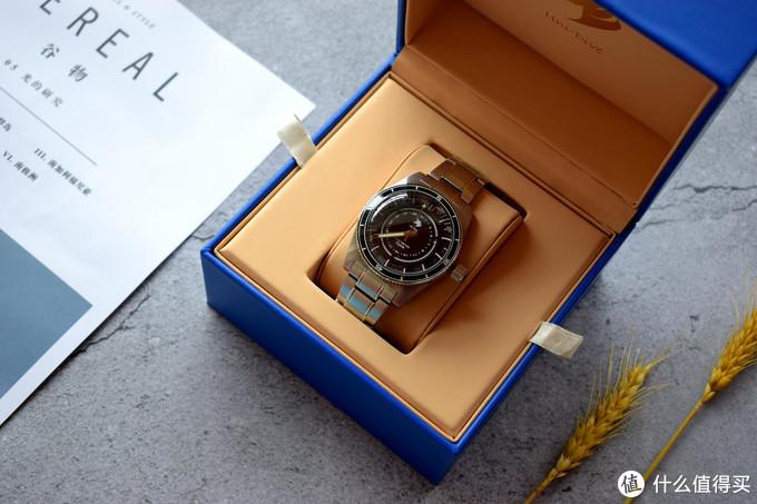 时光的印记,PROXIMA 独角兽蓝宝石机械手表上手