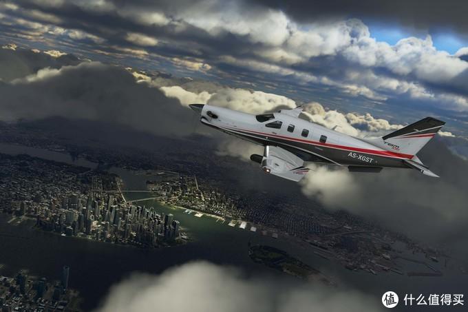 微软飞行模拟2020,图片来自网络