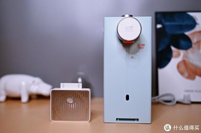 喝水也要仪式感!心想即热饮水机使用评测
