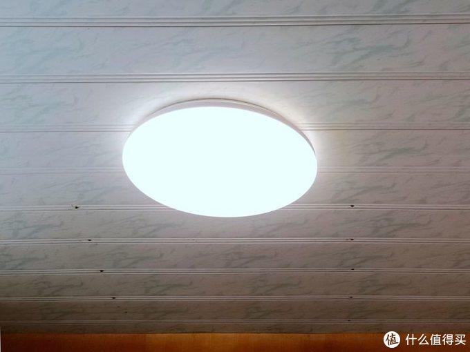 欧普智能吸顶灯:轻松拥有舒适自然光
