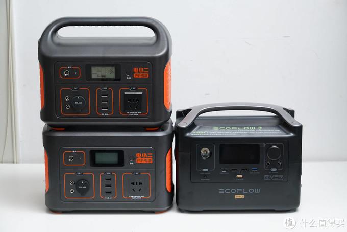 野外露营充电忙,户外电源哪家强--EcoFlow正浩户外电源&电小二当家产品对比评测