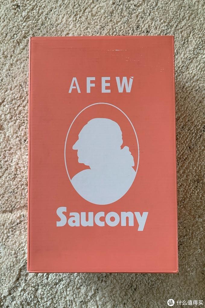 """老鞋新买Afew X Saucony Shadow Master""""Goethe"""""""