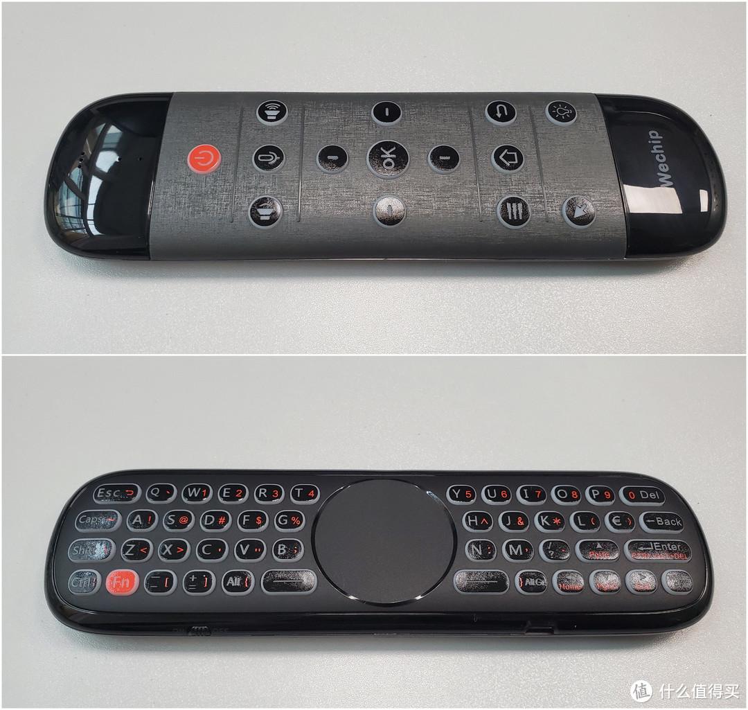 遥控器?不止遥控器,他还是个鼠标键盘