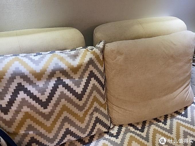 易脏的布艺沙发