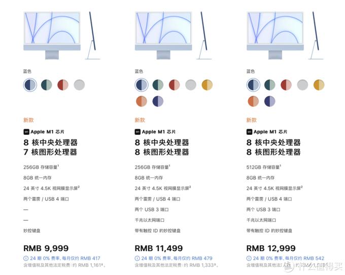 全新 iMac