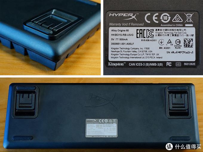 60%键盘崛起!HyperX Alloy Origins起源60机械键盘入手分享