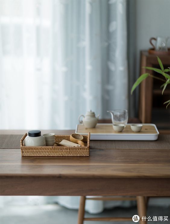 不刻意复制,只追求自身喜爱的茶室轮廓