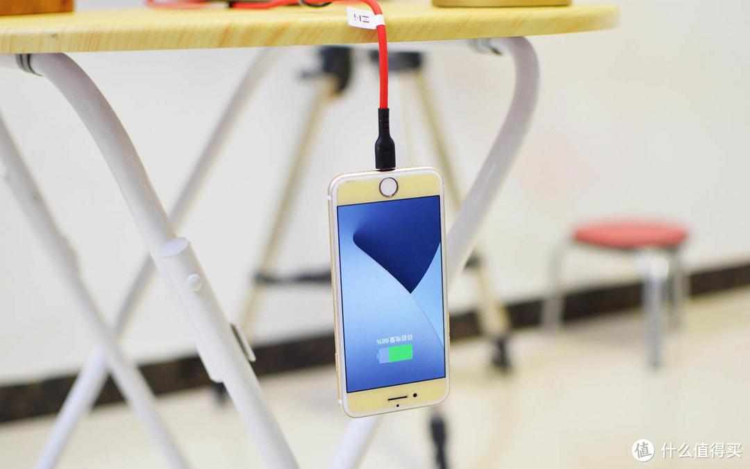 有品上架苹果线:亲肤硅胶+3W次折弯+MFI认证
