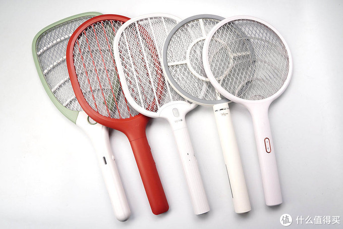 电蚊拍如何选?看看雅格、榄菊等5款大牌的拆解如何设计