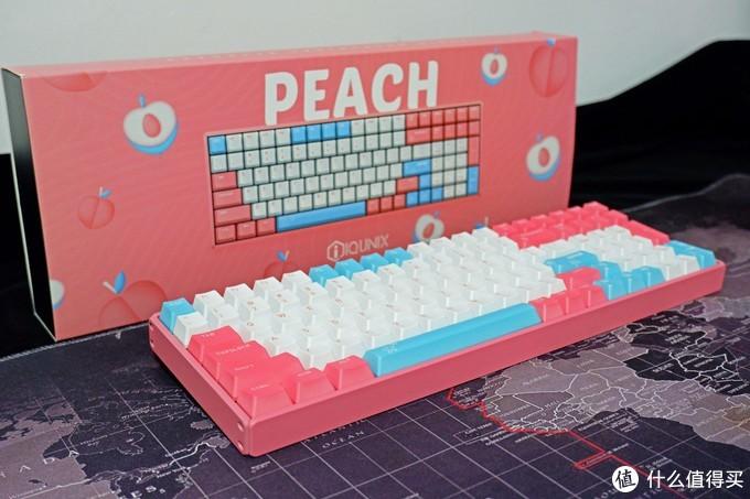 我在想Peach-IQUNIX F96键盘开箱