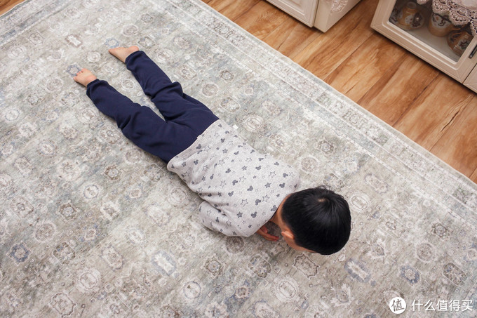 雁舍新波斯机洗地毯,洗衣机清洁更方便