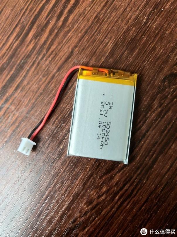 换的新电池,这个端子大了不少。