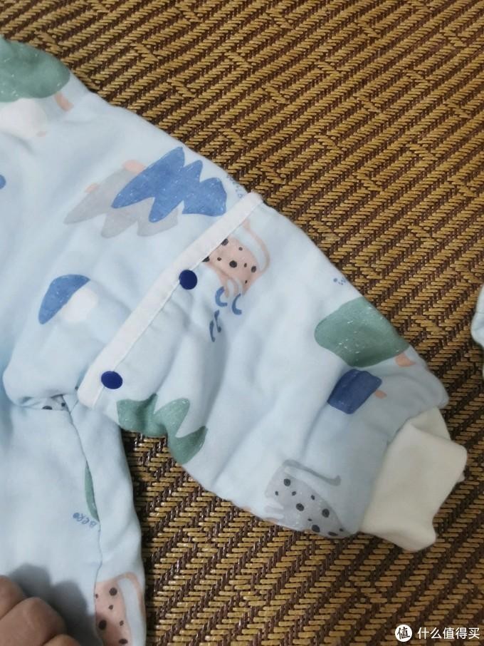 宝宝春夏秋冬的睡袋你准备好了么