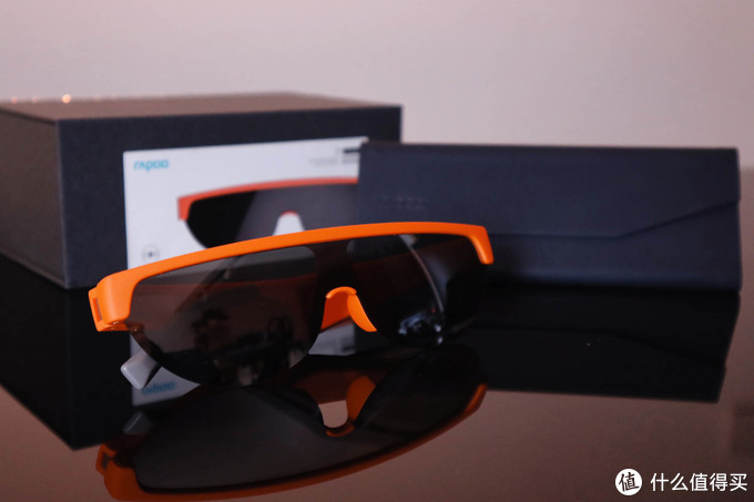 藏在墨镜下的潮流科技碰撞,雷柏Z1 Style智能音频眼镜