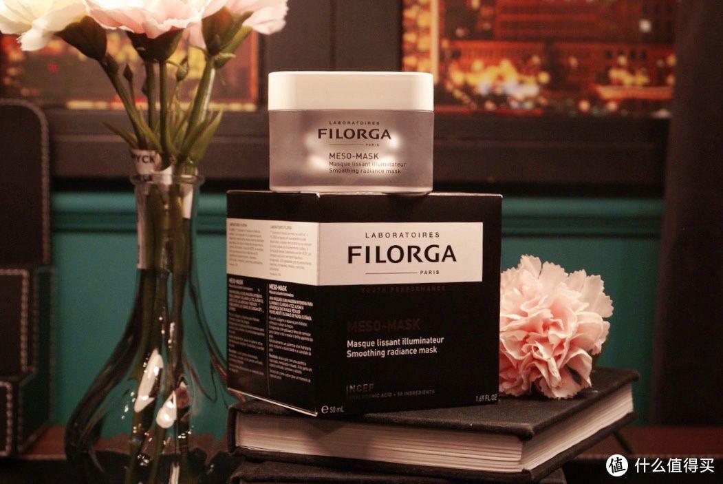"""FILORGA 菲洛嘉--十全大补面膜,补水+紧致,对抗岁月痕迹,""""补回""""健康好气色!"""