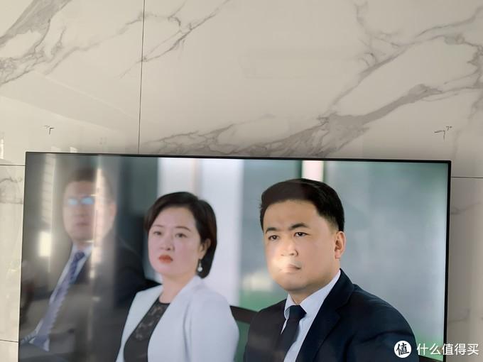 这是电视源聚好看试用会员画质