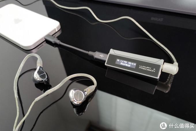 手机与Hi-Fi之间就差个小尾巴?便携耳放线入手记录