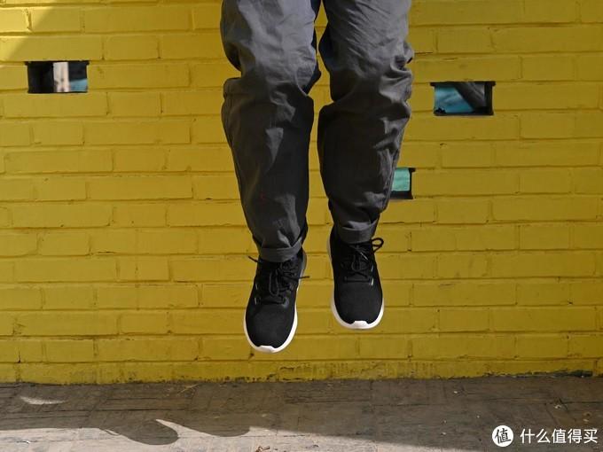 透气清爽的休闲跑鞋,让日常健身更舒适,咕咚5K跑鞋体验