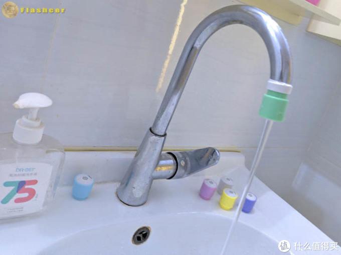 它抑菌除氯,迷你洁净自来水,飞利浦糖果龙头过滤器( 六支装)体验