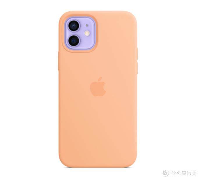 苹果上架iPhone 12系列新配色保护壳和MagSafe皮革卡包