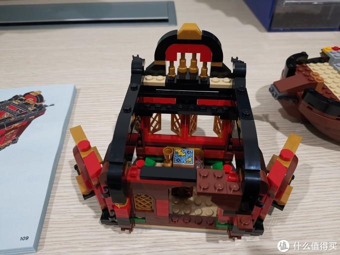 LEGO 3in1 海盗系列 海盗船 评测