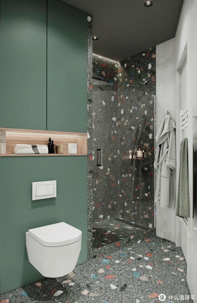 等我有房了,卫生间才不放脸盆和拖把,现在会享受的人都这样做!