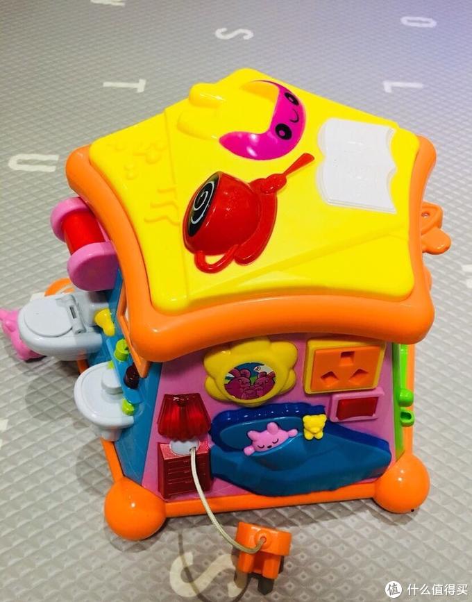 有趣的六面盒 宝宝的快乐小天地