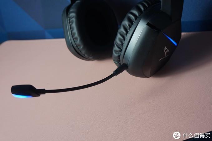 电竞耳机进入无线时代-硕美科GS401 2.4G无线版评测