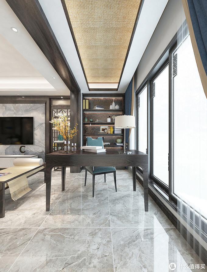 她家的新中式风格装修,有品位到让人羡慕,走进去就能感受到温馨