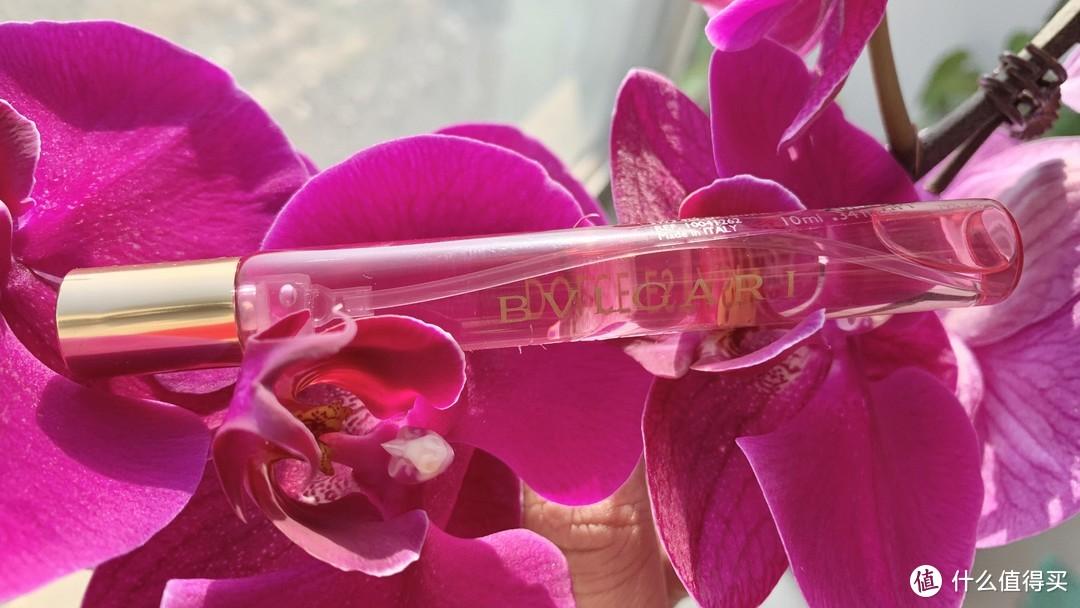 当我们购买奢侈品香水时,我们在购买些什么?『BVLGARI 宝格丽 甜美狂想女士香水』使用体验