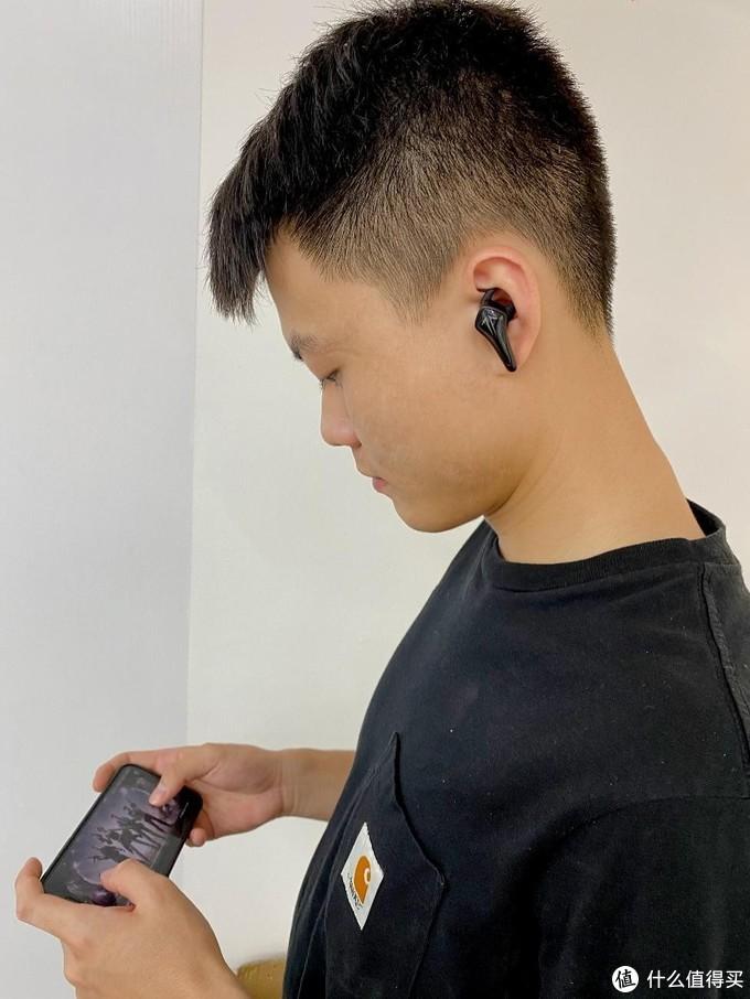 揭秘电竞选手装备!有颜有实力,Tezo Spark火花电竞蓝牙耳机体验
