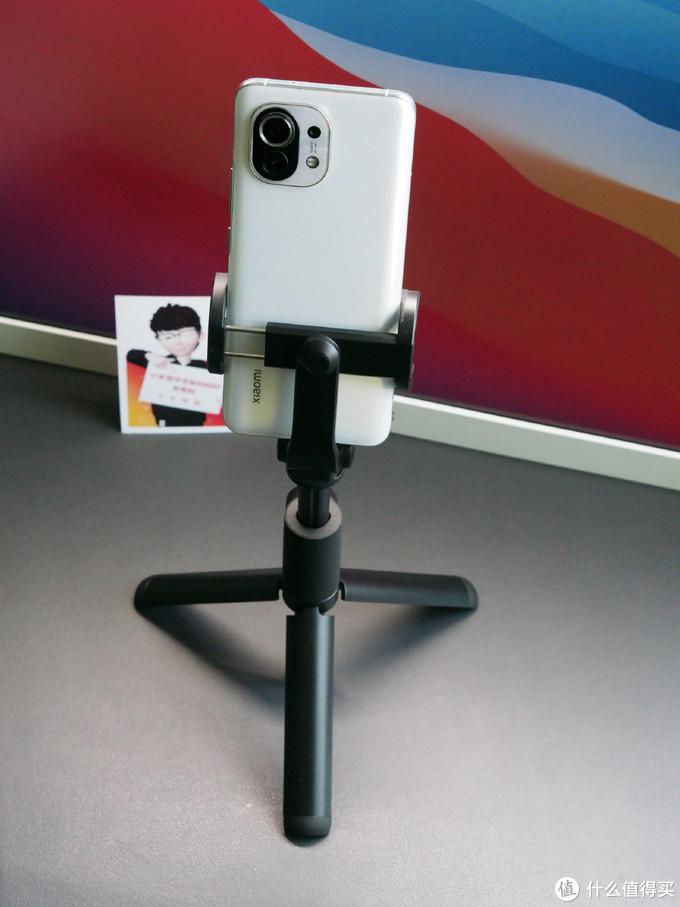 小米蓝牙支架自拍杆变焦款——不止自拍!