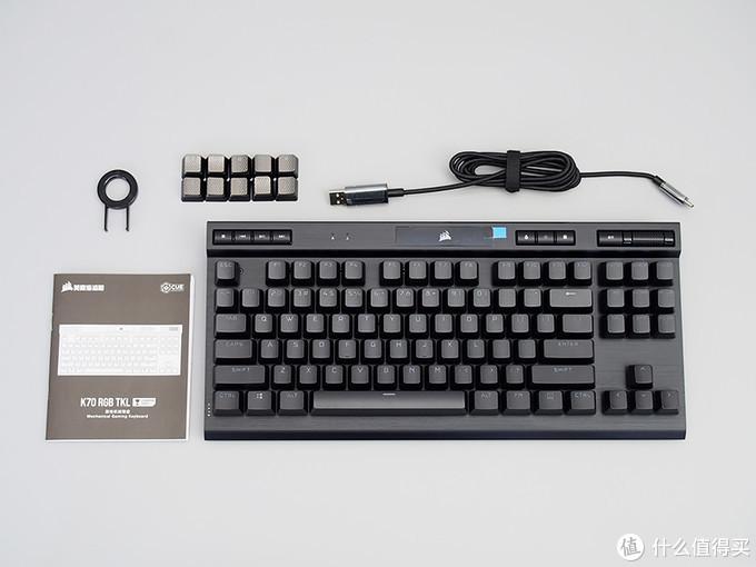 【风竹】新船扬帆·迅捷如箭-美商海盗船K70竞技版RGB机械键盘评测