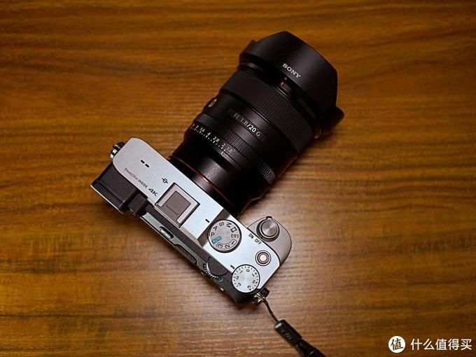 △索尼A7C配原厂20mm f1.8 G镜头