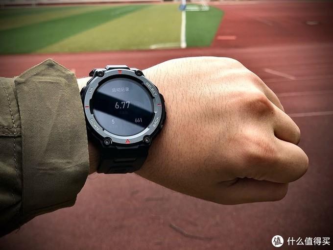 Amazfit T-Rex Pro坚硬智能GPS手表,这么顶嘛!