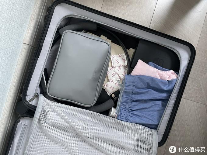 在路上 - 我的10天探亲假行李打包分享