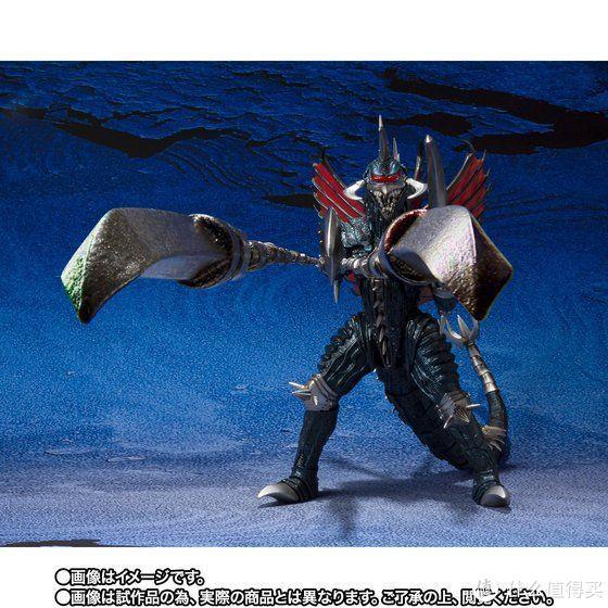玩模总动员:S.H. MonsterArts系列盖刚(2004)大决战 Ver.