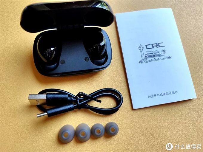 中唱CRC-T6真无线蓝牙耳机