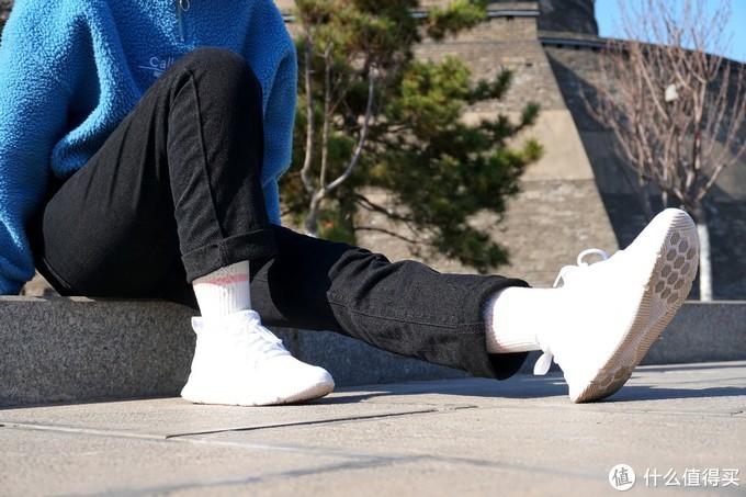 咕咚5K跑步鞋上脚体验,透气明显,足够轻盈