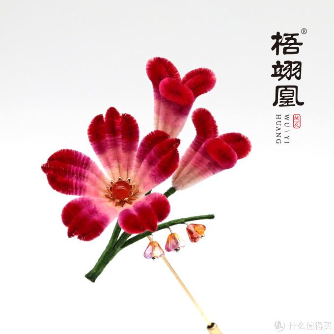 绒花文化丨跟着《骊歌行》一起传承中国非物质遗产