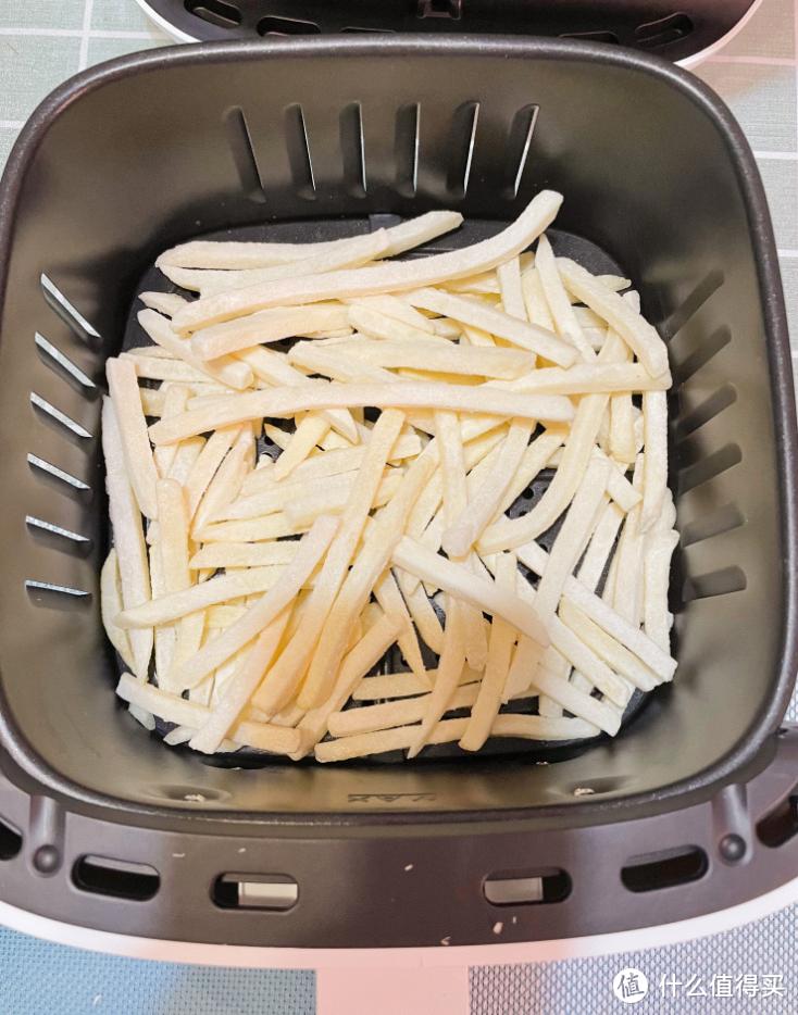 薯条的自由我给你~米家智能空气炸锅零食食谱分享