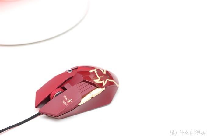 如此个性的鼠标还可以私人订制 达尔优A970牛年定制版