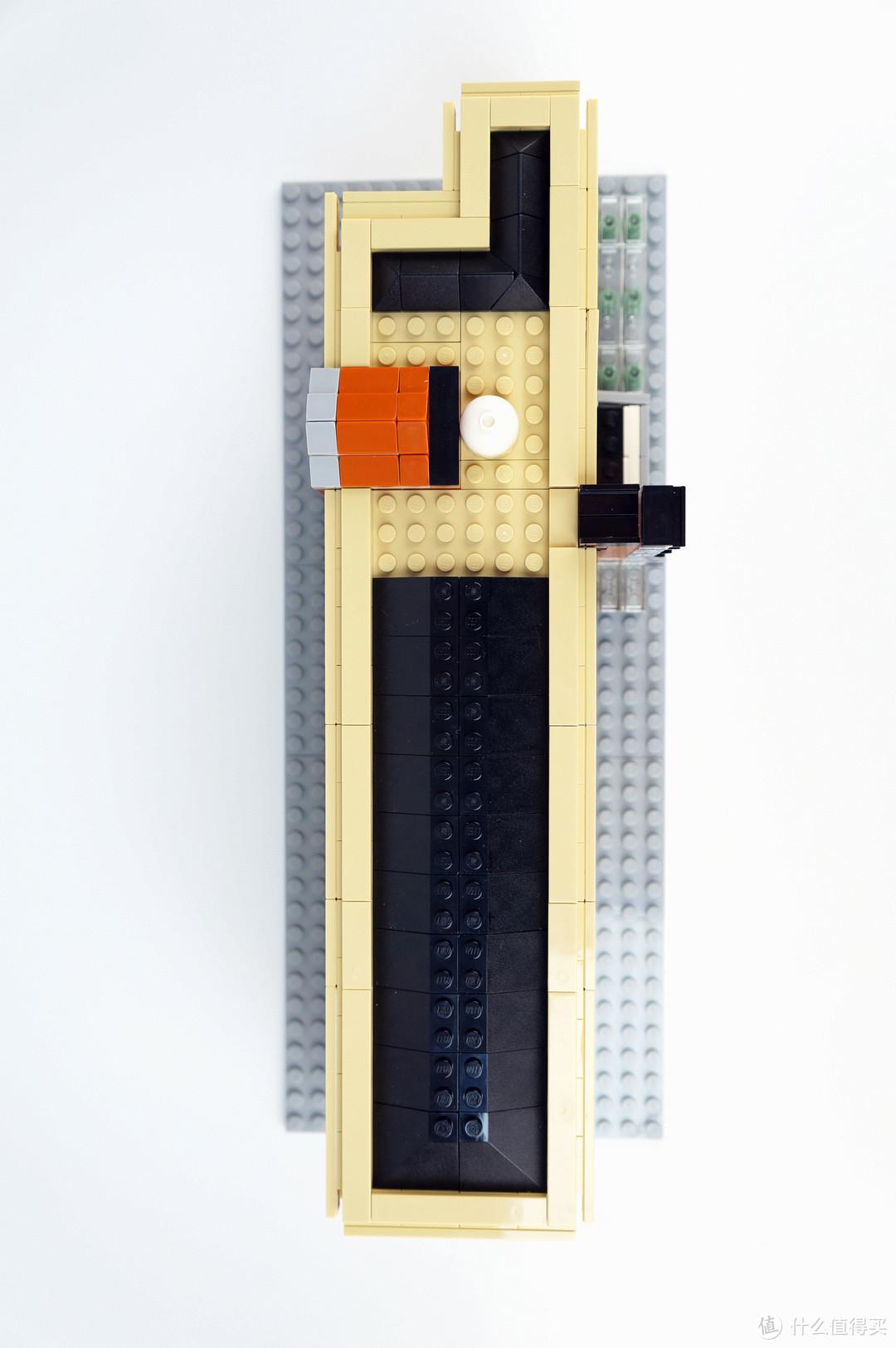 小而像是迷你积木模型设计的核心竞争力