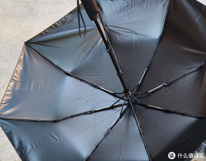 小米有品上架出行神器,一秒自动开合,悠启全自动开合晴雨伞体验