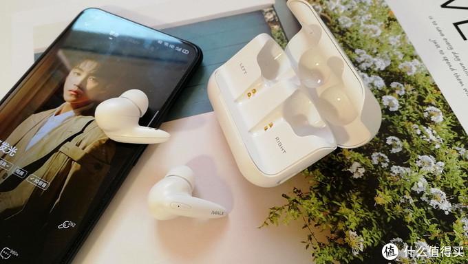 好声音高颜值 TWF蓝牙耳机首选:iWALK魔音耳机开箱