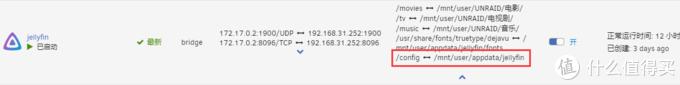 unraid6.9 jellyfin首页及字幕方框问题解决方案